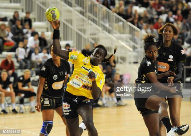 Claudine MENDY Issy Les Moulineaux / Metz Division 1 Feminines