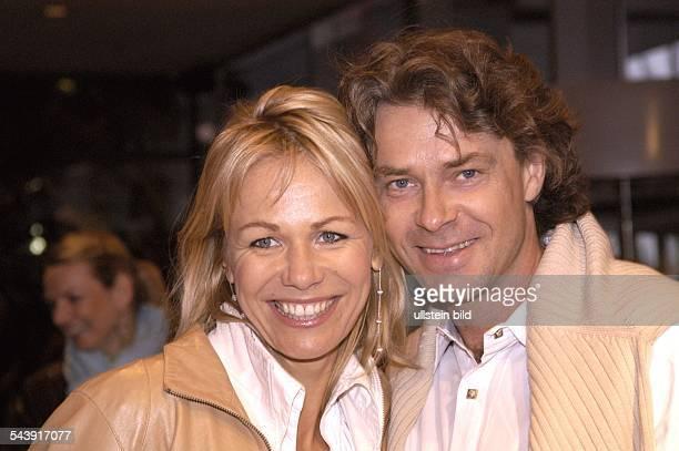 Claudine Wilde Schauspielerin mit Ehemann Tomas Kanok