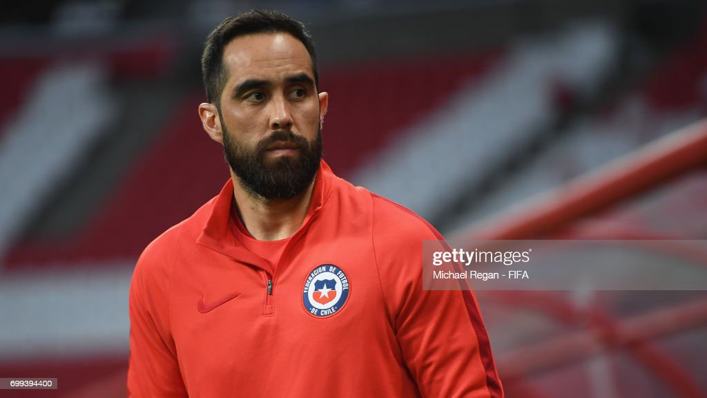 Chile Training - FIFA Confederations Cup Russia 2017 : News Photo