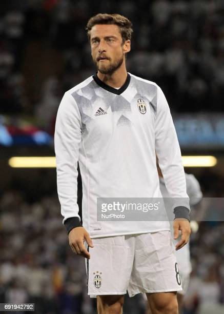 Claudio Marchisio during Champions League Finals match between Juventus v Real Madrid at Millennium Stadium of Cardiff on june 3 2017