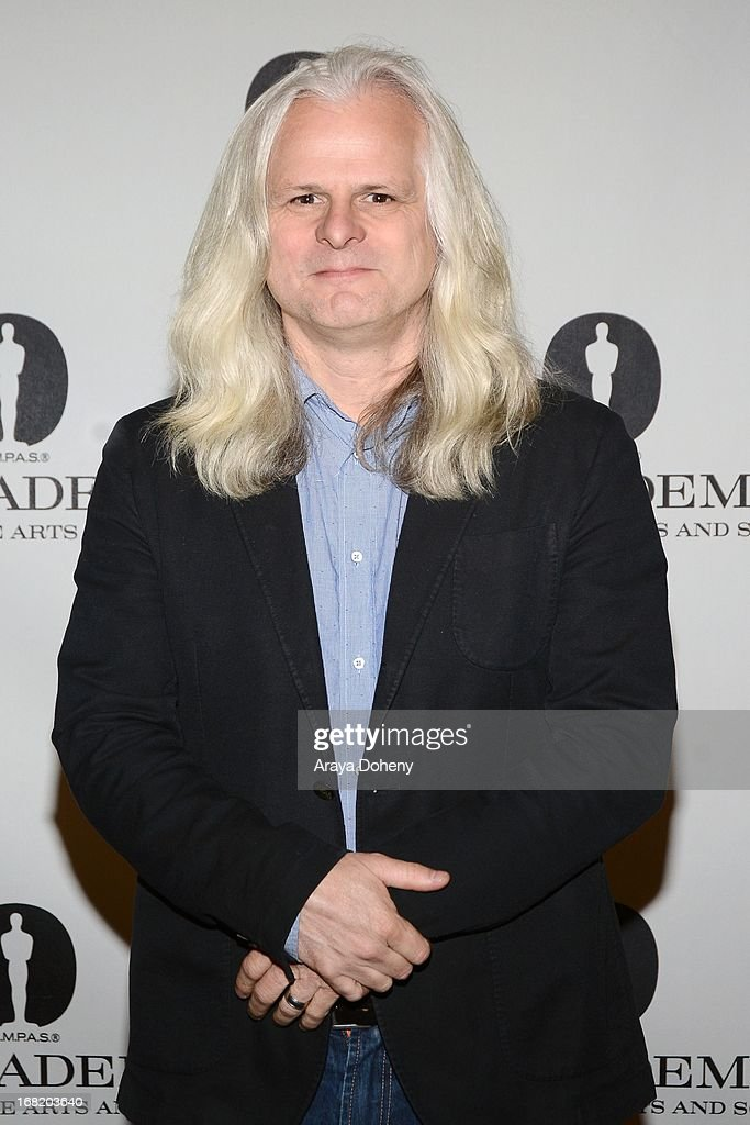 <a gi-track='captionPersonalityLinkClicked' href=/galleries/search?phrase=Claudio+Miranda&family=editorial&specificpeople=5692897 ng-click='$event.stopPropagation()'>Claudio Miranda</a> attends The Academy Spotlights VFX Game-Changers: Deconstructing 'Pi' at AMPAS Samuel Goldwyn Theater on May 6, 2013 in Beverly Hills, California.