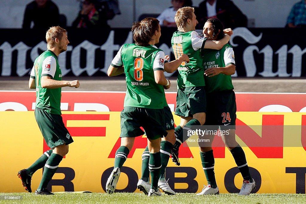 VfB Stuttgart v SV Werder Bremen - Bundesliga