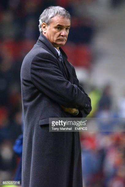 Claudio Ranieri Chelsea manager