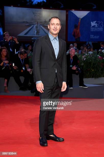 Claudio Santamaria attends the Kineo Diamanti Award Ceremony during the 73rd Venice Film Festival on September 4 2016 in Venice Italy