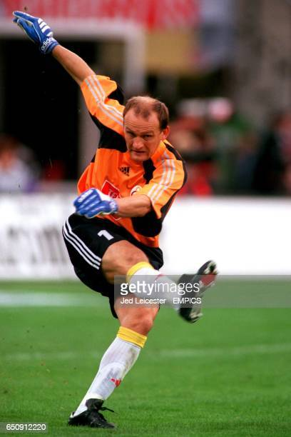Claudio Taffarel Galatasaray goalkeeper