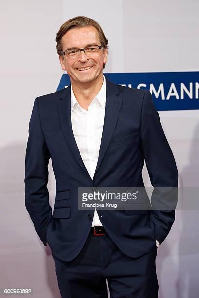 Claus Strunz attends the Bertelsmann Summer Party at Bertelsmann Repraesentanz on September 8 2016 in Berlin Germany
