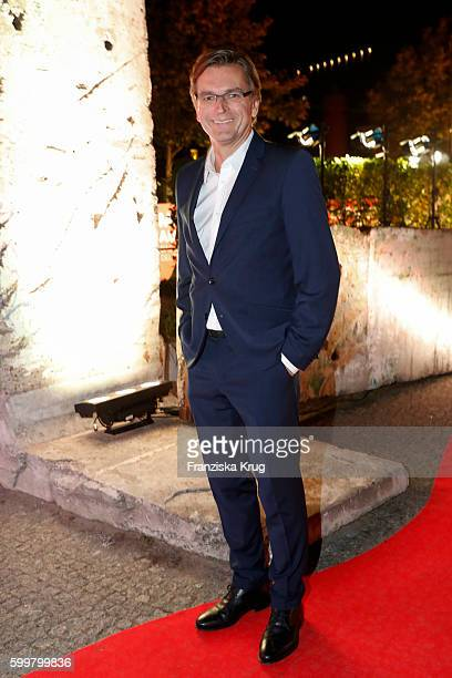 Claus Strunz attends the BILD100 event on September 06 2016 in Berlin Germany