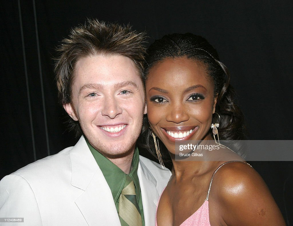 <a gi-track='captionPersonalityLinkClicked' href=/galleries/search?phrase=Clay+Aiken&family=editorial&specificpeople=204201 ng-click='$event.stopPropagation()'>Clay Aiken</a> and <a gi-track='captionPersonalityLinkClicked' href=/galleries/search?phrase=Heather+Headley&family=editorial&specificpeople=224680 ng-click='$event.stopPropagation()'>Heather Headley</a> during <a gi-track='captionPersonalityLinkClicked' href=/galleries/search?phrase=Heather+Headley&family=editorial&specificpeople=224680 ng-click='$event.stopPropagation()'>Heather Headley</a> And <a gi-track='captionPersonalityLinkClicked' href=/galleries/search?phrase=Clay+Aiken&family=editorial&specificpeople=204201 ng-click='$event.stopPropagation()'>Clay Aiken</a> Perform In 'Home' at The New Amsterdam Theater in New York, NY, United States.