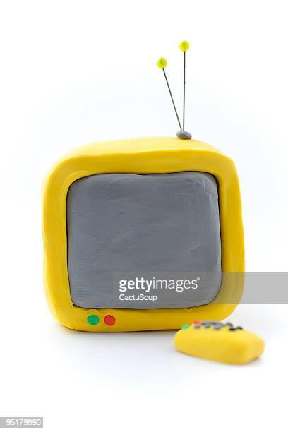 Clay de télévision