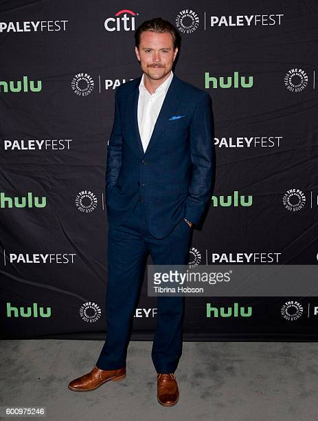 Clayne Crawford attends The Paley Center for Media's PaleyFest 2016 fall TV preview for FOX at The Paley Center for Media on September 8 2016 in...