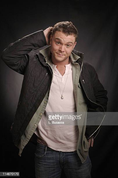 Clayne Crawford during 2006 Park City Hollywood Life House and Cadillac Lounge Studio Day 2 at 51 Main Street in Park City Utah United States