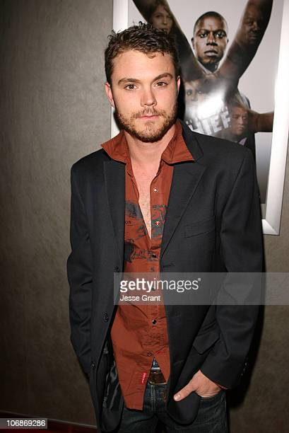 Clayne Crawford during 'Thief' Los Angeles Premiere Red Carpet in Los Angeles California United States