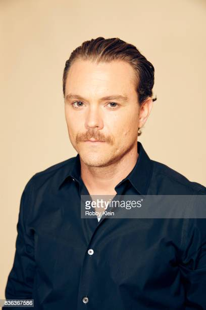 Clayne Crawford from 'Rectify' poses for a portrait for The Wrap on October 26 2016 in Los Angeles California