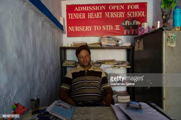 MCCLUSKIEGUNJ RANCHI JHARKHAND INDIA Clayton Gomes one of the AngloIndians living at McCluskiegunj runs a hostel at his house McCluskiegunj is a town...