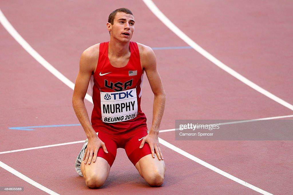 Clayton Murphy all athletics