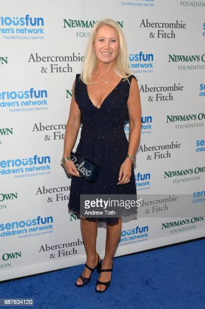 Clea Newman Sonderlund attends the 2017 SeriousFun Children's Network Gala at Pier Sixty at Chelsea Piers on May 23 2017 in New York City