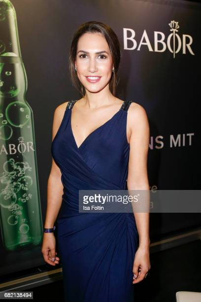 CleaLacy Juhn attends the Duftstars at Kraftwerk Mitte on May 11 2017 in Berlin Germany
