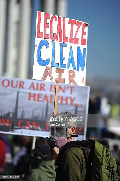 Clean air rally