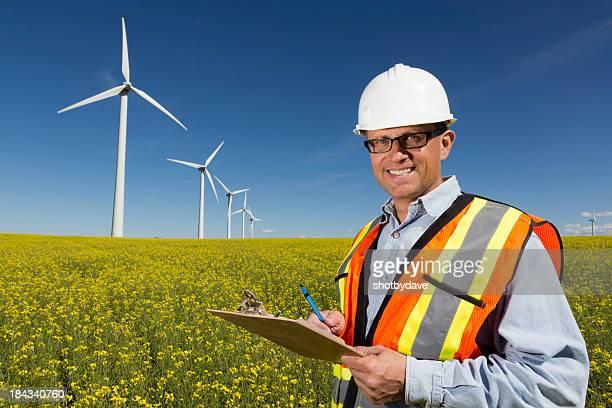Energia pulita Engineer
