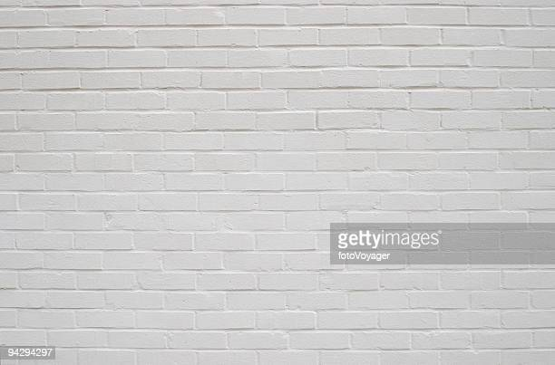Clean white wall