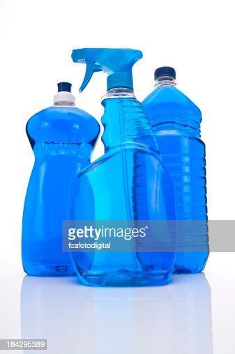 Cleaning Agents : Stock Photo