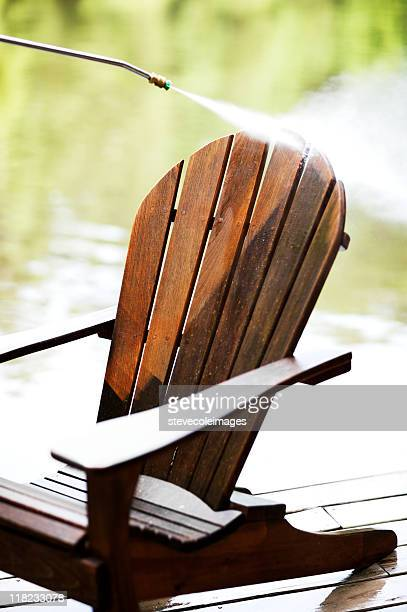 Cleaning Chair