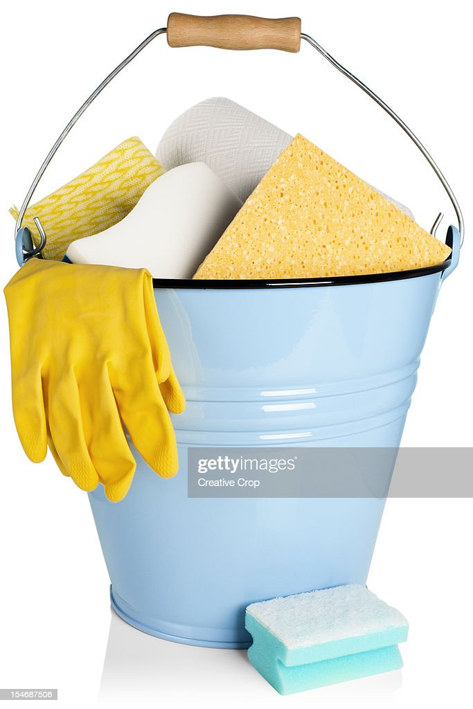 Cleaning equipment, gloves