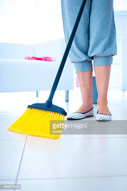 Reinigung Etage