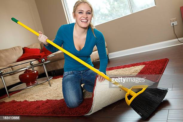 Cleaning House - Sweeping Dirt Under the Rug