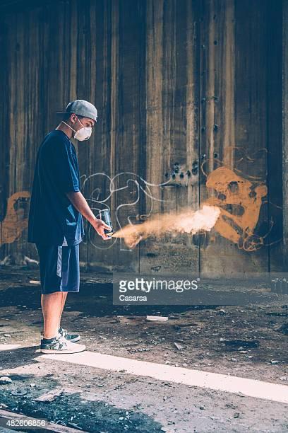 Limpieza de la botella de aerosol