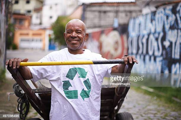 Reinigung unserer Stadt