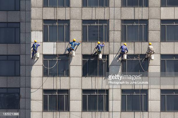 Cleaning westin hotel