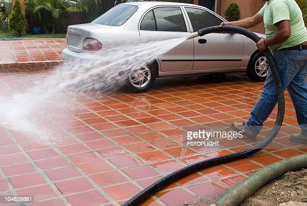 Nettoyage de l'eau
