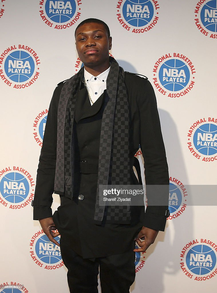 <a gi-track='captionPersonalityLinkClicked' href=/galleries/search?phrase=Cleanthony+Early&family=editorial&specificpeople=10064686 ng-click='$event.stopPropagation()'>Cleanthony Early</a> attends the NBPA Gala at Cipriani Downtown during NBA All-Star Weekend on February 14, 2015 in New York, New York.