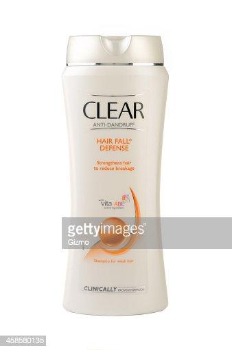 Clear anti dandruff hair shampoo