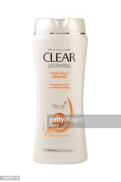 Clear anti dandruff hair shampoo