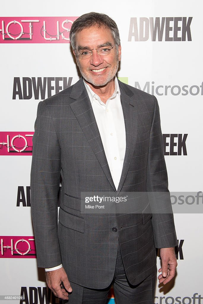 Clear Channel CEO Bob Pittman attends the 2013 Adweek Hot List gala at Capitale on December 2, 2013 in New York City.