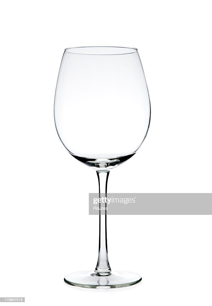 Empty Wineglass