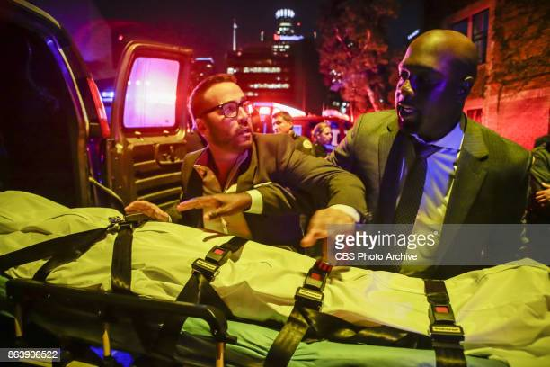 'Clear History' Pictured Jeremy Piven as Jeffrey Tanner and Richard T Jones as Detective Tommy Cavanaugh Tanner's previous company claims Sophe was...