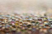 Clear Microbeads