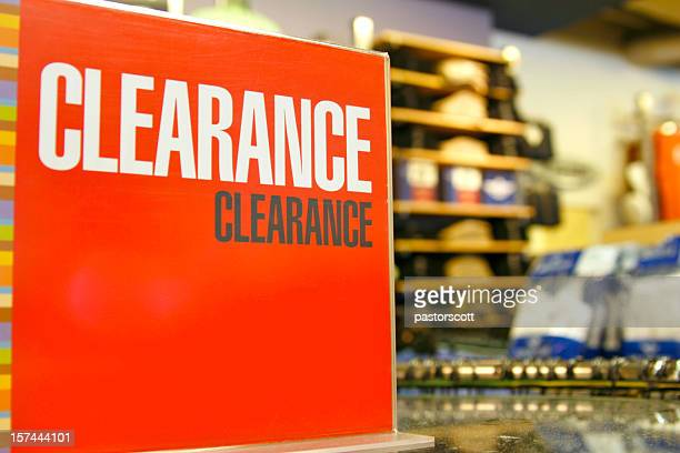 Clearance Retail