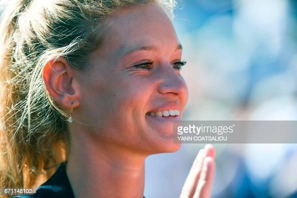 TENNIS-ATP-MON-CELEB : News Photo