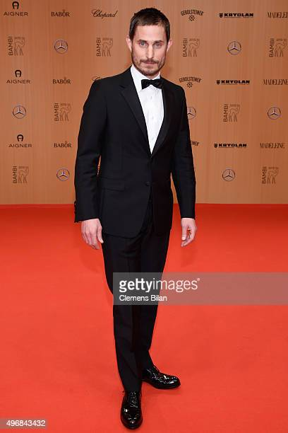 Clemens Schick attends the Bambi Awards 2015 at Stage Theater on November 12 2015 in Berlin Germany