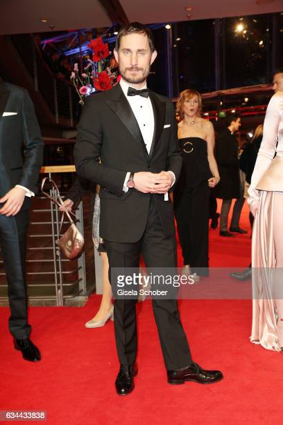 Clemens Schick attends the 'Django' premiere during the 67th Berlinale International Film Festival Berlin at Berlinale Palace on February 9 2017 in...