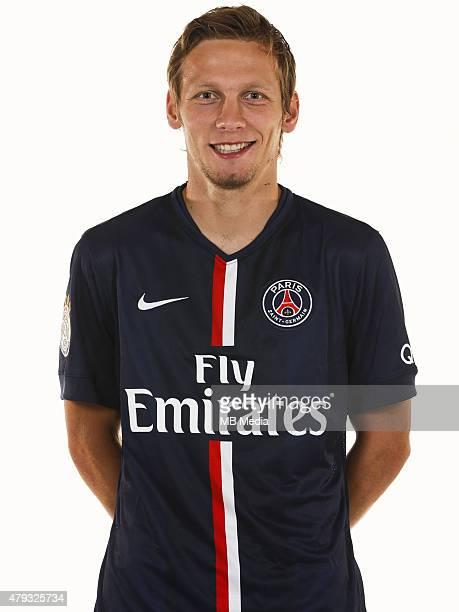 Clement CHANTOME Portrait Officiel Paris Saint Germain Photo Gavelle / PSG / Icon Sport/MB Media