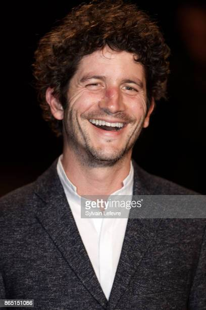 Clement Sibony attends the photocall of the closing ceremony of 9th Film Festival Lumiere on October 22 2017 in Lyon France
