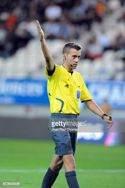 Clement TURPIN Grenoble / Rennes 6e journee Ligue 1
