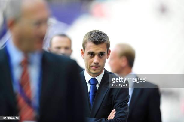 Clement TURPIN et ses assistants PSG / Lille Finale de la Coupe de France 2011 Stade de France