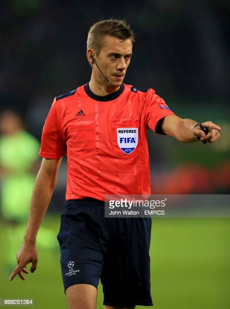 Clement Turpin referee