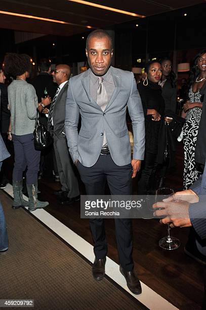 Clement Virgo attends The Book Of Negroes Launch Party at TIFF Bell Lightbox on November 18 2014 in Toronto Canada